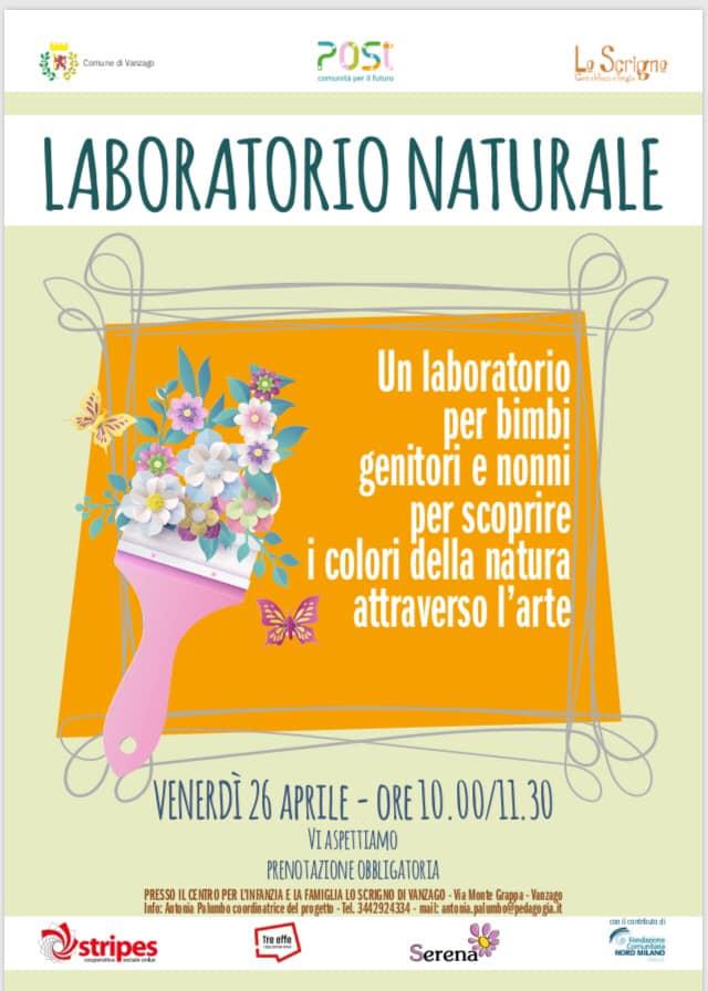 laboratorio artistico naturale